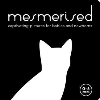 Mesmerised Baby Board Book - Cover