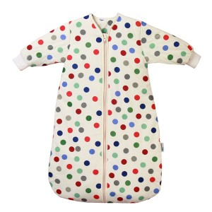Bubble Dot Long Sleeves 001