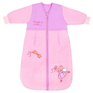 Pink Fairy with Sleeves 001