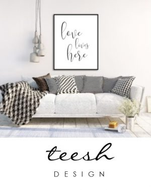 Teesh (Prints)