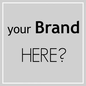 your Brand here!