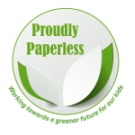 Wholesale Baby striving to be Proudly Paperless, more sustainable, working towards a greener future for our kids!