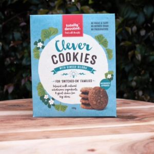 Clever Cookies 001
