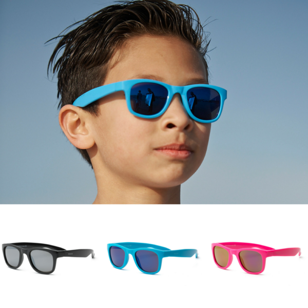 Real Kids Shades - 2+ Toddler - Surf Collage