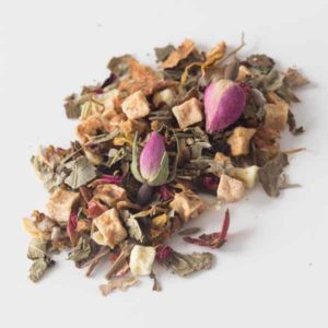 Lactation Tea ingredients