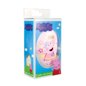 Dessata_Peppa Pig Detangler Package Side