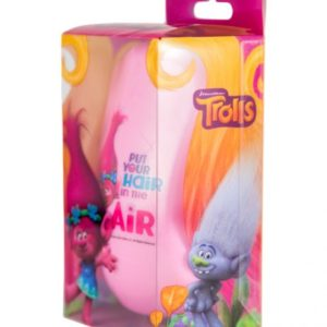 Dessata_Trolls Poppy Hair in the air Detangler Package Side
