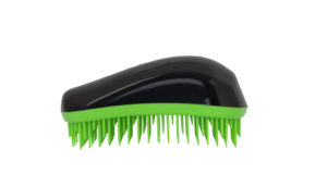 Dessata Detangling Brush - Classic Maxi Black-Lime 001