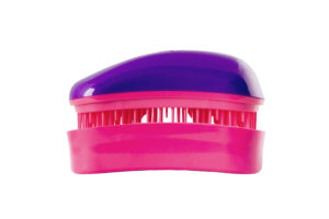 Dessata Detangling Brush - Classic Mini Purple-Fuchsia 001