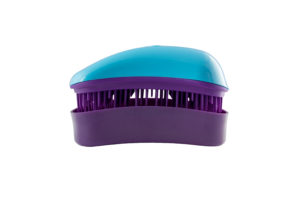 Dessata Detangling Brush - Classic Mini Turquoise-Purple 001