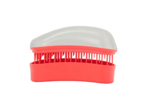 Dessata Detangling Brush - Classic Mini White-Coral 001
