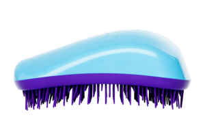 Dessata Detangling Brush - Classic Original Turquoise-Purple 001