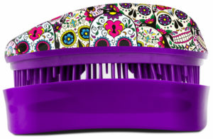 Dessata Detangling Brush - Prints Mini Catrinas 001