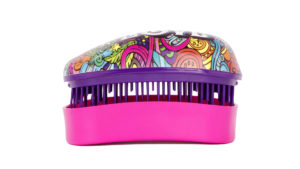 Dessata Detangling Brush - Prints Mini Love 001
