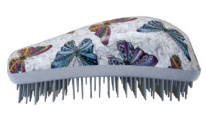 Dessata Detangling Brush - Prints Original Butterflies 001