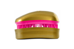 Dessata Detangling Brush - Professional Mini Gold-Fuchsia-Gold 001
