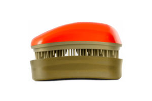 Dessata Detangling Brush - Professional Mini Orange-Old_Gold 001