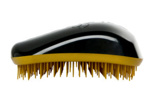 Dessata Detangling Brush - Professional Original Black-Gold 001