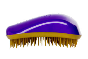 Dessata Detangling Brush - Professional Original Purple-Gold 001