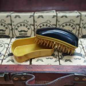 Dessata Barber Mini Brush Lifestyle