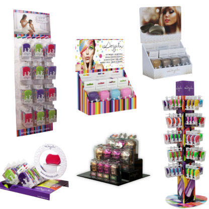 Dessata Display Packages - Collage