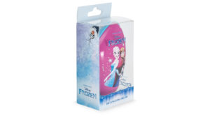 Dessata Detangling Brush - Limited Edition Licensed Disney Frozen Elsa & Anna 003
