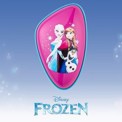 Dessata Detangling Brush - Limited Edition Licensed Disney Frozen Elsa & Anna LS 001