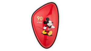 Dessata Detangling Brush - Limited Edition Licensed Disney Mickey Mouse 90 years of magic 001