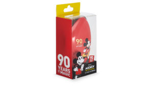Dessata Detangling Brush - Limited Edition Licensed Disney Mickey Mouse 90 years of magic 003