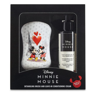 Dessata Detangling Brush - Limited Edition Licensed Disney Mickey Mouse & Minnie Mouse Gift Set 001