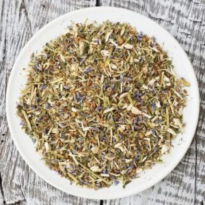 Lactation Herbal Tea with Lavender, Fennel & Fenugreek - Ingredients
